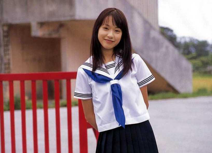 戸田恵梨香の中学生