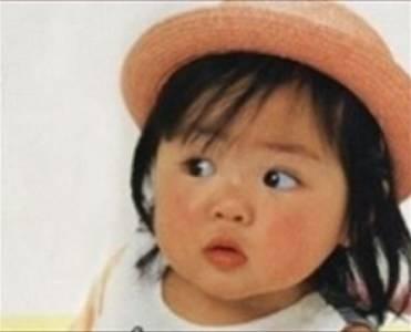 柳原可奈子の小学生