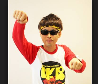 バイク川崎バイクの現在bkb