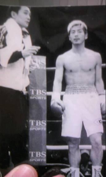 小松崎敏のボクシング戦績