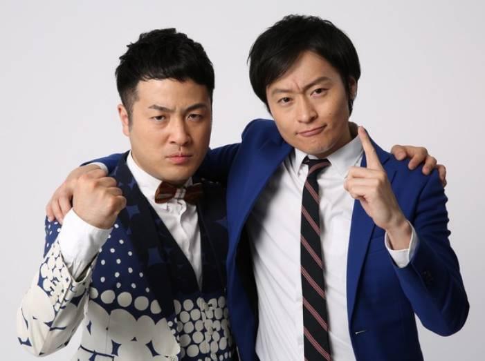 和牛お笑い芸人の現在【芸歴】水田信二と川西賢志郎の仲良し