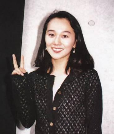 木佐彩子アナウンサーの若い頃の写真