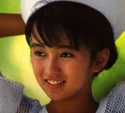 仁藤優子の昔の画像