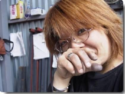 TOM★CAT松崎淳美の素顔の画像