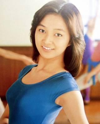 倉田まり子の昔の写真