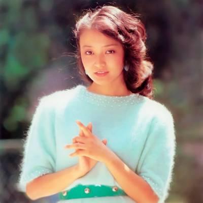 倉田まり子の若い頃の写真