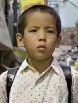 伊崎充則の子役時代の画像