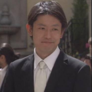 筒井道隆の若い頃のかっこいい画像