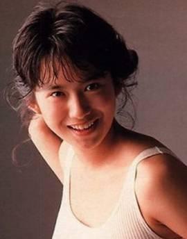 和久井映見の若い頃の画像