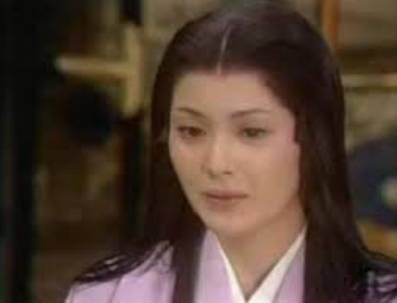 松坂慶子の昔の画像。