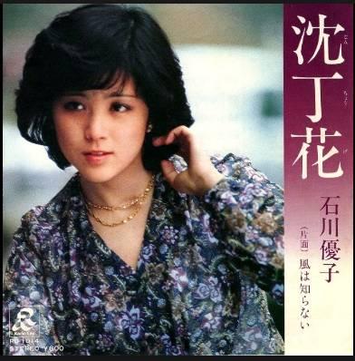 石川優子の若い頃かわいい画像