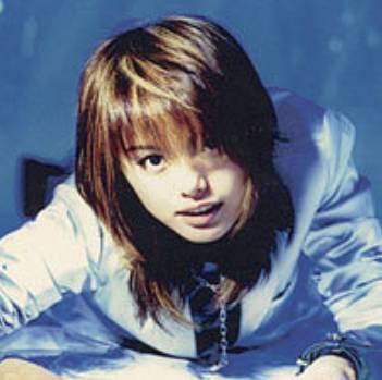 相川七瀬のデビュー当時のかわいい画像