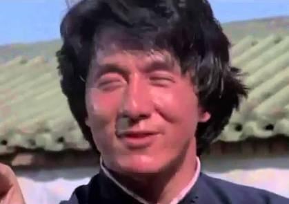 ジャッキーチェンの若い頃の画像