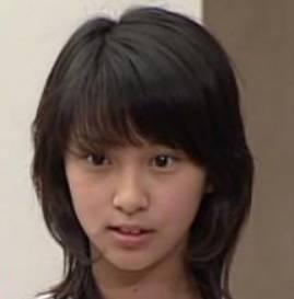 武井咲のデビュー当時、学生時代の画像