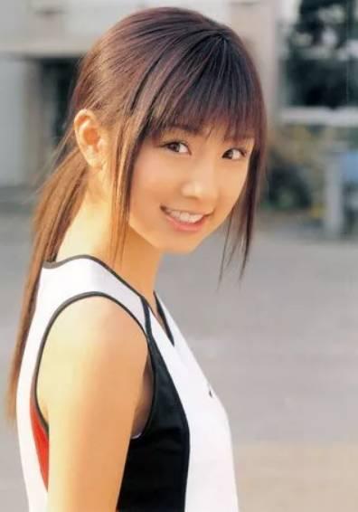 小倉優子の若い頃の画像