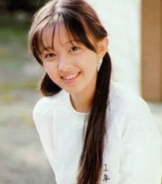 高橋由美子の若い頃